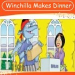 Winchilla Makes Dinner