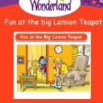 Fun at the Big Lemon Teapot