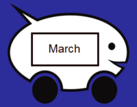 March Sight Words